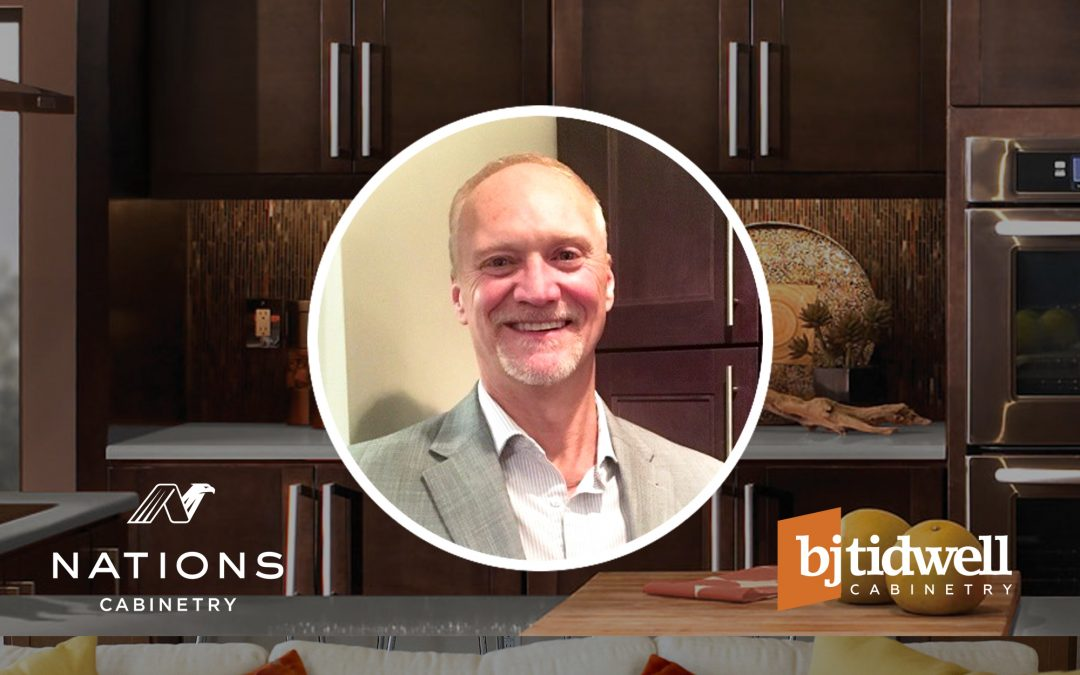 BJ Tidwell Cabinetry Elects New CEO