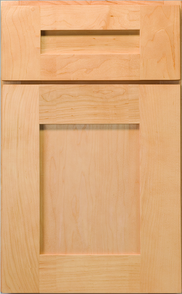 Seneca Maple Natural Cabinet