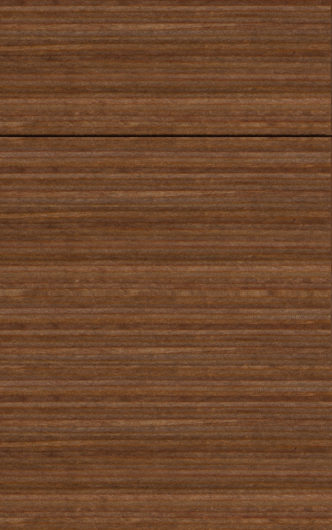 Logan - Echo - QTR Maple Chestnut - Frameless Cabinet Door